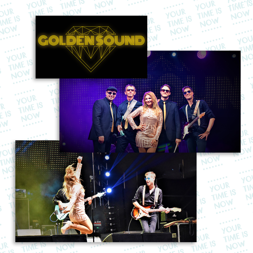 goldensound logo